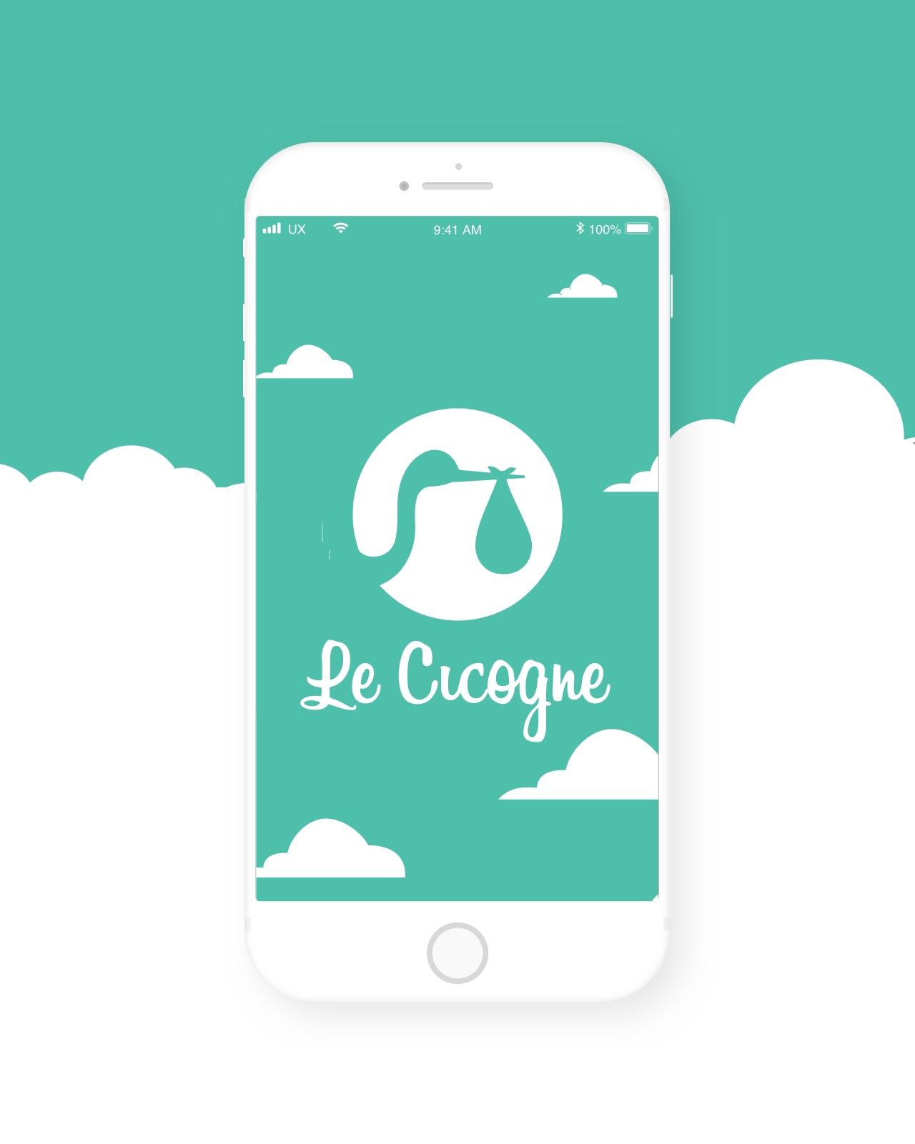 Le Cicogne | Mobile app redesign